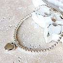 Heart Locket Bracelet