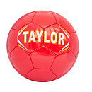 Personalised Hand Stitched Coloured Football