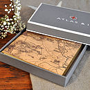 Personalised Map Address Book