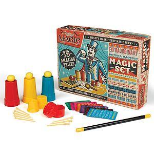 15 Magic Trick Set