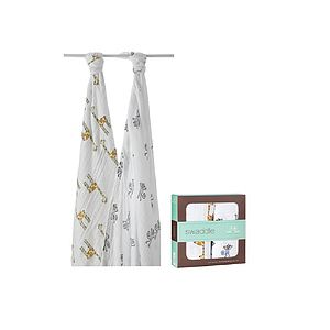 Muslin Swaddle Set - blankets, comforters & throws