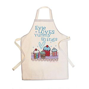 Personalised Childs Apron - toys & games