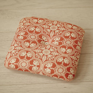 Colourful Fabric Footstools