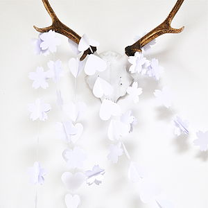 Three Dimensional Paper Garland - view all sale items