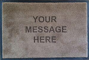 Personalised Doormat - rugs & doormats