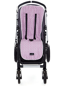 Liberty Print Pepper Buggy Liner - baby care