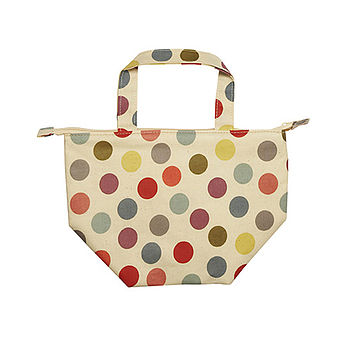 Spot Insulated Lunch Tote