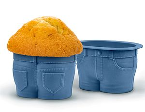 Muffin Top Cupcake Moulds