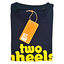 Two Wheels Good Cycling T Shirt