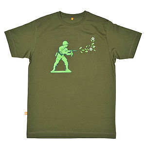 War And Peace T Shirt - view all sale items