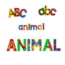 Children's Decorative Door Letters
