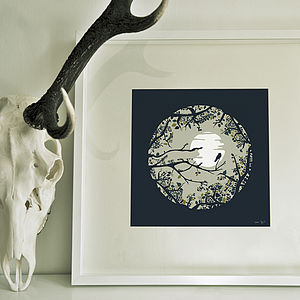'Hide And Seek' Art Print - nature & landscape