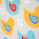 Personalised Children's Ducks Print