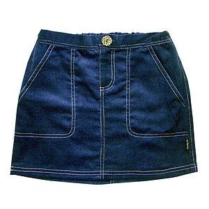 Ella Cord Skirt