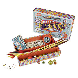 Compendium Of Games - traditional toys & games