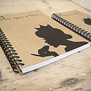 'Kiss A Frog' Notebook