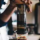 Aerobie Aeropress home espresso maker