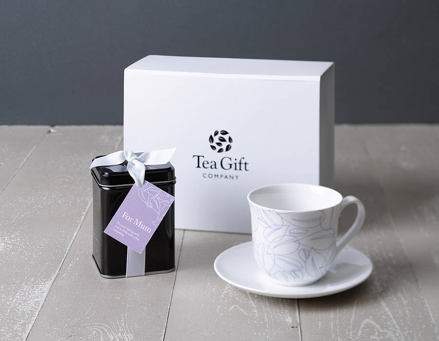 tea gift set for a special mum by tea gift company ...