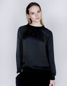 Sports Luxe Yursra Jumper - contemporary women's fashion