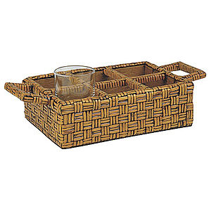 Six Compartment Cup Carrier - picnics & barbecues