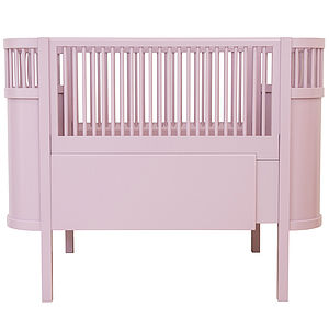 Baby Cot And Junior Bed
