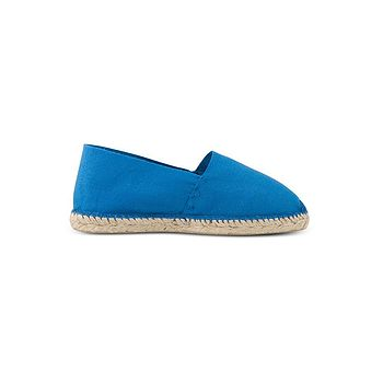 French Blue Espadrilles