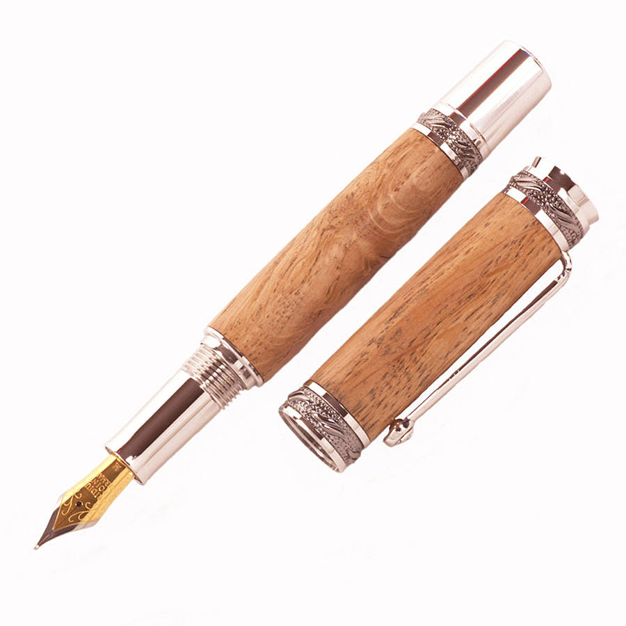 Whiskey Barrel 'Majestic' Fountain Pen