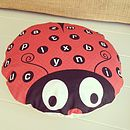 Children's Ladybird Alphabet Cushion