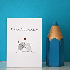 Anniversary Card - cards & wrap sale