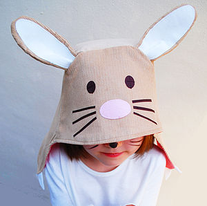 Easter Bunny Dress Up Hat - fancy dress