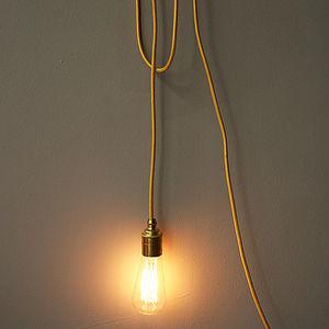Proper Lamp No1 / Wall Pendant - ceiling lights
