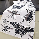Butterfly Collection Cotton Tea Towel