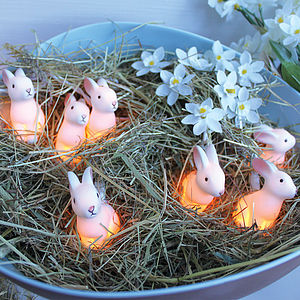Cute Party Fairy Lights - easter home