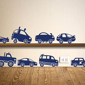 Car Wall Stickers - wall stickers