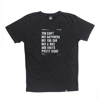 'Happiness' Organic T Shirt