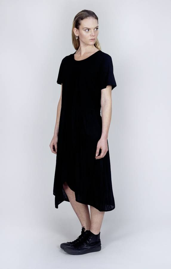 VACCINE Drop Circle Hem Dress