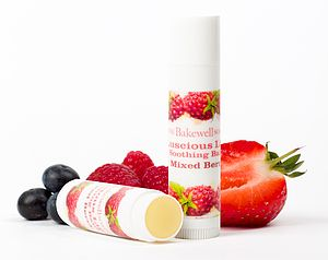 Mixed Berry Handmade Natural Lip Balm