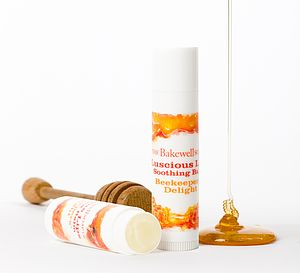 Soothing Honey Natural Lip Balm