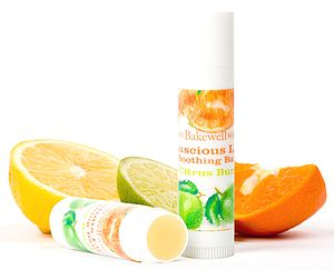 Soothing Citrus Natural Lip Balm