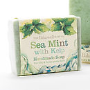 Peppermint And Kelp Natural Moisturising Soap