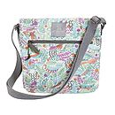 Tropical Birds Cross Body Bag