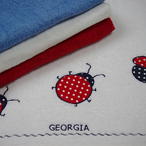 Personalised Bath Towel - bed, bath & table linen