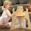 Make Your Own Princess Castle