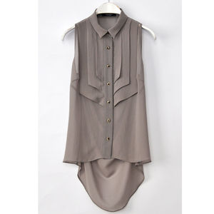 Daysy Chiffon Shirt - luxury fashion