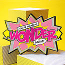 'Wonder Mum' Comic Cracker Card