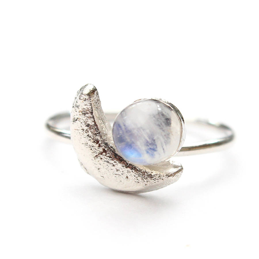 What S A Moonstone Ring