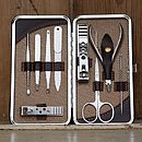 Men's Personalised Manicure Set