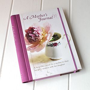 A Mother's Journal - diaries & journals