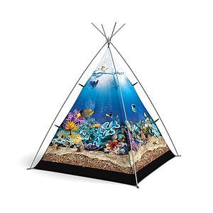 Something Fishy Play Teepee - tents, dens & wigwams