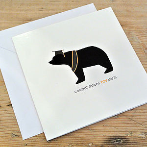 'You Did It' Congratulations Card - cards